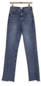 Pore wide trousers