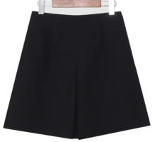 Weekend cotton mini skirt