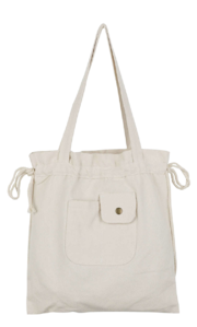 Pomi-string cotton eco bag 帆布包