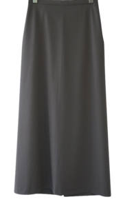 clean H-line long skirt