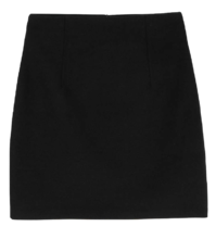 Sarah simple mini skirt 裙子