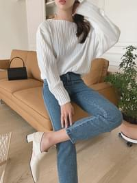 Concept pleated blouse