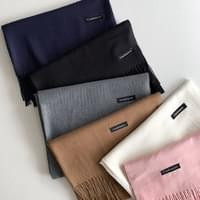 Daily Cashmere Scarf 6color