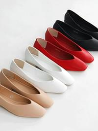 Escaping flat shoes 2cm