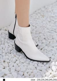 LUIVE STILETTO ANKLE BOOTS