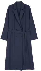 Modern smooth trench coat 大衣外套
