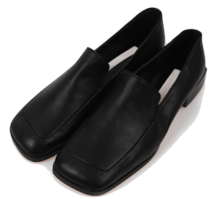 Classic square loafers