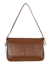 Tree square shoulder bag