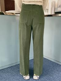 Remain pintuck wide pants