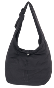 Padded eco shoulder bag