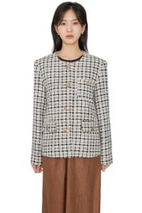 Clash cararis tweed jacket