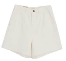 Dove wide half pants