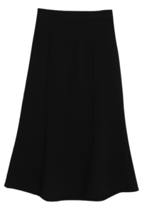 Roche Split Flare Long Skirt