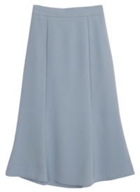 Roche incision flare long skirt