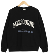 Melbourne Man-to-Man Long Sleeve