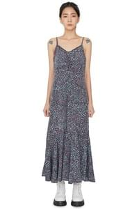 True leopard maxi dress