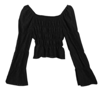Square mute blouse
