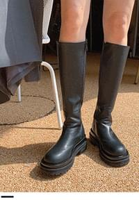 Hack Trendy Long Boots