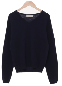 Soho Cashmere V-Neck Knit 針織衫