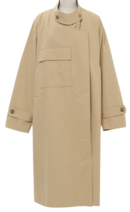 Steady Trench Long Coat