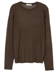Sally Tencel long sleeve T-shirt