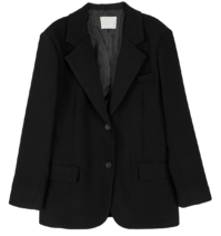 Mode basic single blazer