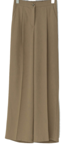 Lost Formal Wide Slacks