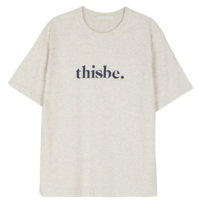 Tisbe printed short sleeve T-shirt 短袖上衣
