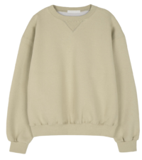 Mile cotton sweatshirt