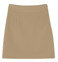 Robin Simple Mini Skirt