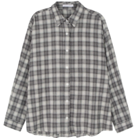 Eddie overfit check shirt