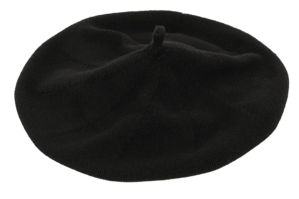 Autumn barrier cotton beret 帽子
