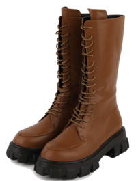 DOMIX lace-up walker boots