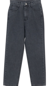 Gracie straight denim pants