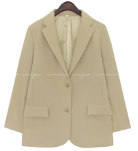 MENTIS TAILORED SINGLE JACKET