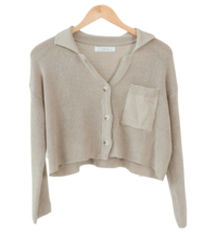 Ara pocket cropped cardigan