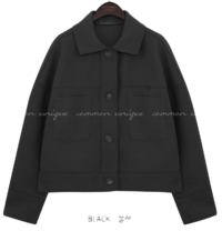 MODEIN POCKET COLLAR JACKET