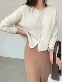 Find wool cardigan