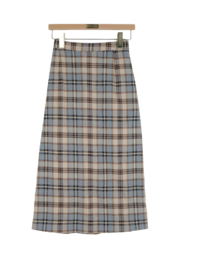 Velita checked skirt