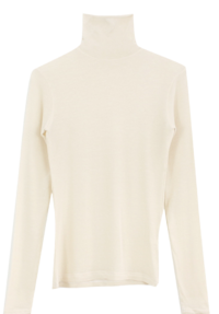 Melo Tencel Turtleneck T-Shirt
