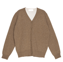 Basic Wool V-Neck Cardigan 開襟衫