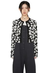 Sophie Flower Casual Jacket