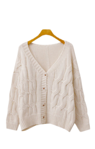 Big Pie Cardigan
