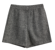 Herringbone Short Pants