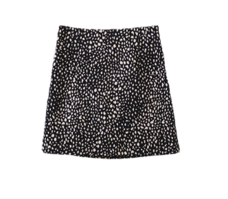 Mini leopard skirt 裙子