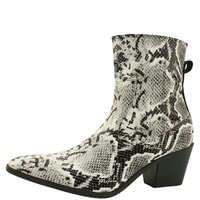 Western Middlehill Chelsea Ankle Boots Python
