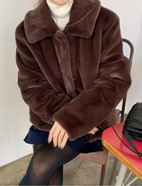 Mercy Mink Fur Jacket