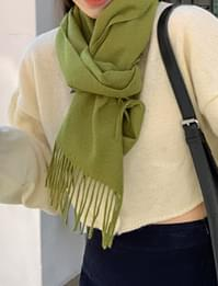 Soft Daily Wool Scarf