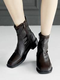 Lized Socks Ankle Boots 3cm