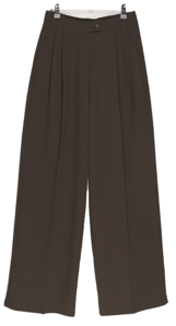 Leon Pintuck Wide Slacks